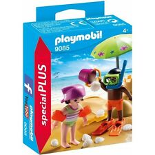 Playmobil Special 9085 Children Beach child dark skin black NEW BOXED Worldwide