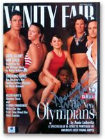 Dominique Moceanu Signed Autographed Vanity Fair Magazine May 96 Olympics 862613