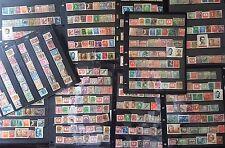 Hongrie MAGYAR Grand timbres Jeux/collection de différents albums de 846 timbres #3