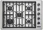 Viking VGSU53015BSSLP 30 Inch Professional 5 Series Gas Cooktop with 5 Burners photo