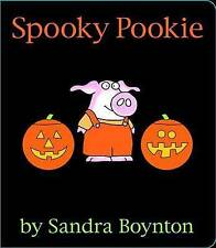 Spooky Pookie by Sandra Boynton (Board book, 2015)