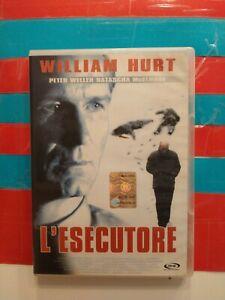 L'ESECUTORE William HURT Peter WELLER Nataschia McELHONE ---2236
