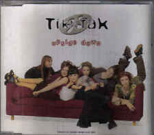 Tik N Tak- upside down cd maxi single incl video