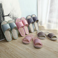 Unisex Shoes Slippers Hotel Flats Women//Men Couple Casual Summer Indoor