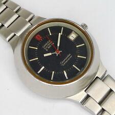Omega Electronic f300 Hz Seamaster Edelstahl Herren Chronometer - Ref. 198.0008