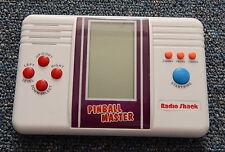 Pinball Master Electronic Handheld Travel Game Radio Shack Working R12320
