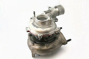 Toyota Landcruiser 3.0 D-4D (2006- ) Turbocharger Turbo Without Electronics