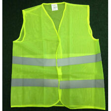 Yellow Safety Security Visibility Reflective Vest for Construction, Traffic