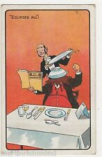 The Weekly Telegraph, Eclipses All! Advertising Postcard, B554