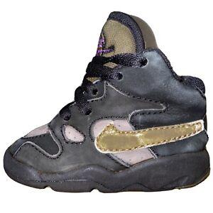 ⚙️ Nike Air Force High 2c David Robinson Spurs Baby Toddler Sample Jordan 🏀