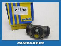 Cylinder Rear Brake Rear Wheel Brake Cylinder Metelli Vauxhall Arena 040361