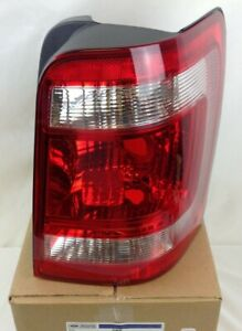 2008-2012 Ford Escape Right Hand Passenger Side Rear Tail Light Lamp Genuine OEM