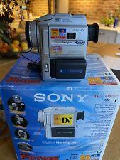 sony dcr-pc100e Digital Handycam