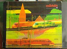 MÄRKLIN CATALOGUE HO 1/87ème 1987 / 88 EN LANGUE ALLEMANDE - EN BON ETAT