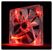 Thermaltake 140mm Pure 14 Red LED 1000rpm Fan