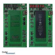 Tester Ripristino Batteria Iphone 5 5s 6 6s 7 Samsung Galaxy Xiaomi Spunto Test