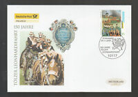 Germany 2005 - Customs and traditions  on beautiful FDC