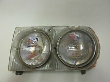 MERCEDES BENZ  450 SLC  350SL 560SL  R107 ,  LEFT SIDE HEADLIGHT  , OEM.