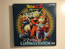 Classeur Dragon Ball Z Carddass Station System File 10