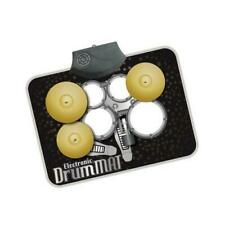 """Foldable Portable Electronic Drum Mat 13.4""""x 9.8"""" age 6+ Aaa Battery Operated"""