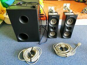 Monitor Lautsprecher Syrincs M3-220