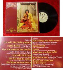 LP Andrea Horn Wyn Hoop Ich hab Dich lieb
