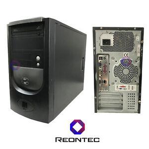 Desktop PC i5 Intel 2400 Windows 10 Pro 2TB HDD 8GB RAM
