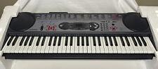 Casio LK-35 Synthesizer Keyboard Lighted Keys Original Box Works See Video