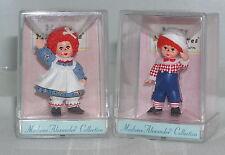 Hallmark Merry Miniature Madame Alexander Mop Top Wendy and Mop Top Billy