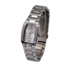 -Casio LTP1165A-7C2 Ladies' Metal Fashion Watch Brand New & 100% Authentic
