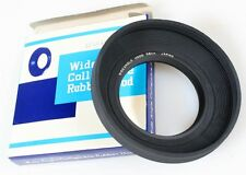 58MM WIDE ANGLE RUBBER LENS HOOD IN ORIG. BOX