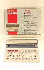 Vintage Smith Corona Spell-Right 200 Electronic Dictionary Calculator Thesaurus