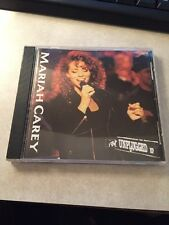 MTV Unplugged EP by Mariah Carey Music CD June 1992 Columbia USA Emotions