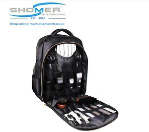 Barber Hairdressing Tools Carrier Backpack Makeup Clipper Scissors  Storage New