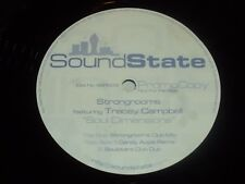 """STRONGROOMS feat TRACEY CAMPBELL - Soul Dimensions - 3-track 12"""" Single DJ Promo"""