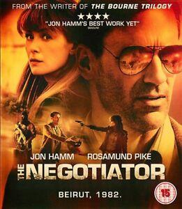 The Negotiator (BLU-RAY)