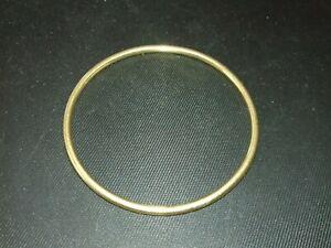 ancien jonc, bracelet en or, 20 grs, poinçon aigle et orfèvre