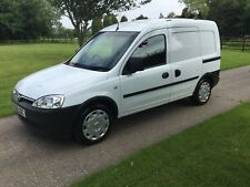 2011 (61) Vauxhall Combo Crew Van 1.3CTDi ONE OWNER FSH NO VAT