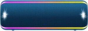 Sony SRS-XB32/L Portable Waterproof Bluetooth Speaker - Blue - NFC Touch & RGB