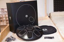 Oval Sound Handpan First Black Edition - MIDI CONTROLLER IOS Bluetooth - Neu OVP