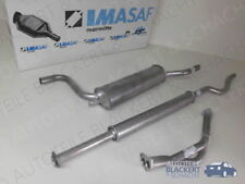 IMASAF Auspuffanlage komplett BMW 02 E10 1502 1600-2 1602 1802 2002 + ti + tii