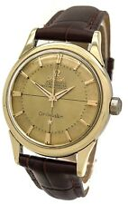 Omega Constellation 'Two-Tone' Gold Automatic Vintage Watch, Serviced + Warranty