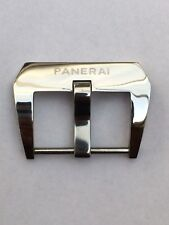 Panerai Stainless Steel 26mm polished aftermarket watch Buckle/curvada