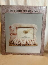 Animal Cow Photo Frame 3D  Freestanding Children's Picture Frame 4x6 By Popular