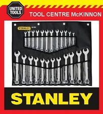 Stanley Spanners&Wrench Sets