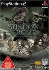 Used PS2 Capcom Shadow of Rome  SONY PLAYSTATION 2 JAPAN