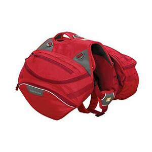 RUFFWEAR Palisades Dog Pack Multi-Day Hiking Backpack with Hydration Bladders...