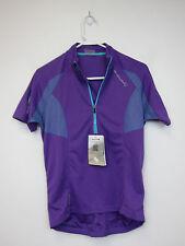 Endura Xtract Short Sleeve Jersey - Womens Medium - Lilac - NWT