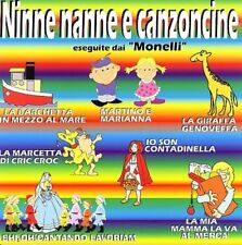 VARIOUS ARTISTS - NINNE NANNE E CANZONCINE NEW CD