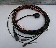 Neu VW GOLF 7 Kabelsatz zur Nachrüstung der Original Rückfahrkamera LOW Emblem